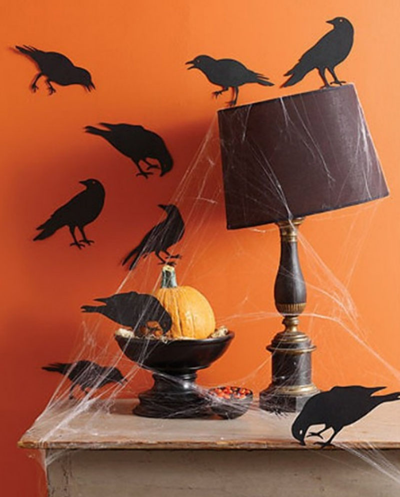 55 halloween party decorating ideas ultimate home ideas for Decoration halloween